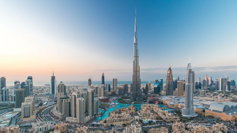 Burj Khalifa, la tour la plus haute du monde