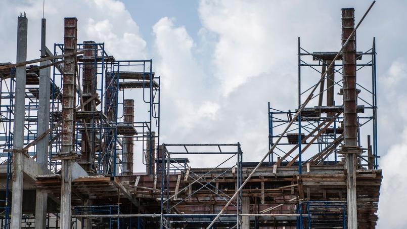 L'avenir s'assombrit pour le secteur de la construction.