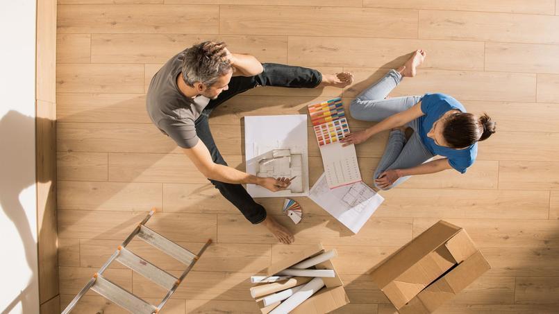 Plus de six Français sur dix préfèrent réaliser eux-mêmes les travaux de rénovation de leur logement