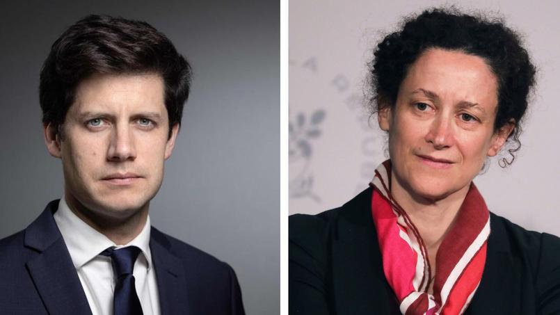 Julien Denormandie cède sa place à Emmanuelle Wargon pour prendre la tête du ministère de l'Agriculture.
