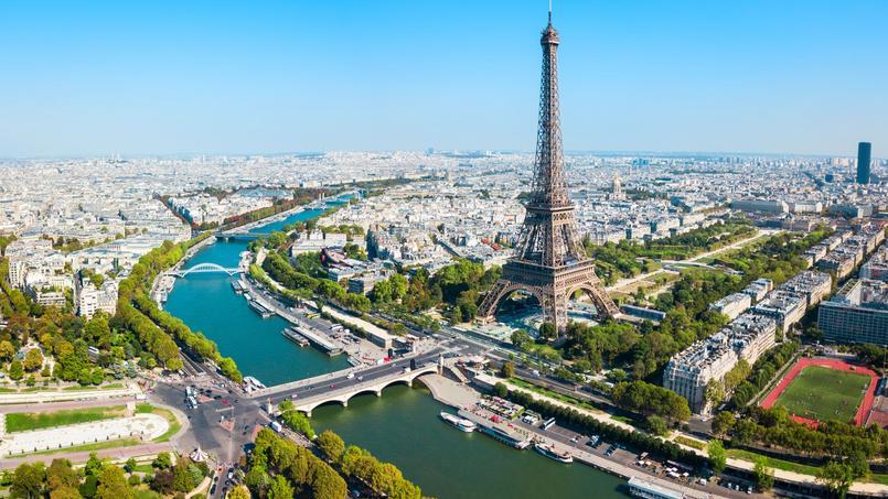 À Paris, les prix ont augmenté de 1,2% depuis le début de l'année, à 10.478 euros le mètre carré.
