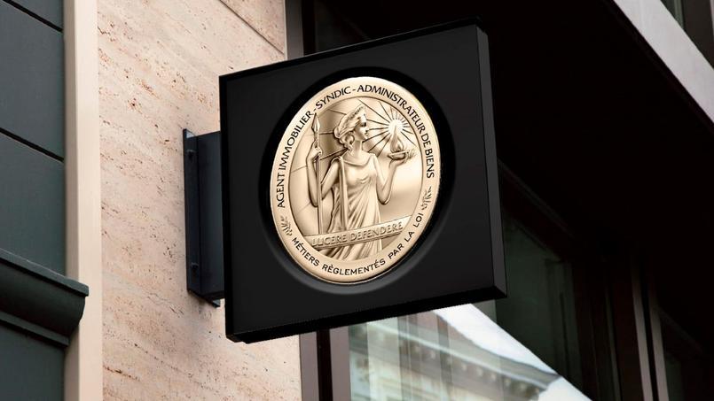 L'usage de ce symbole sur une façade, ou même sur une carte de visite, est désormais interdit.