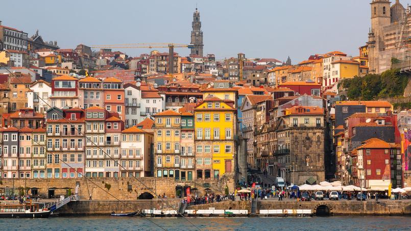 Porto, la grande ville du nord du pays.