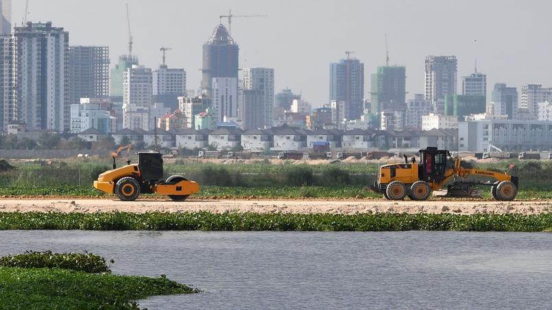 Phnom Penh est une capitale très vulnérable au dérèglement climatique.