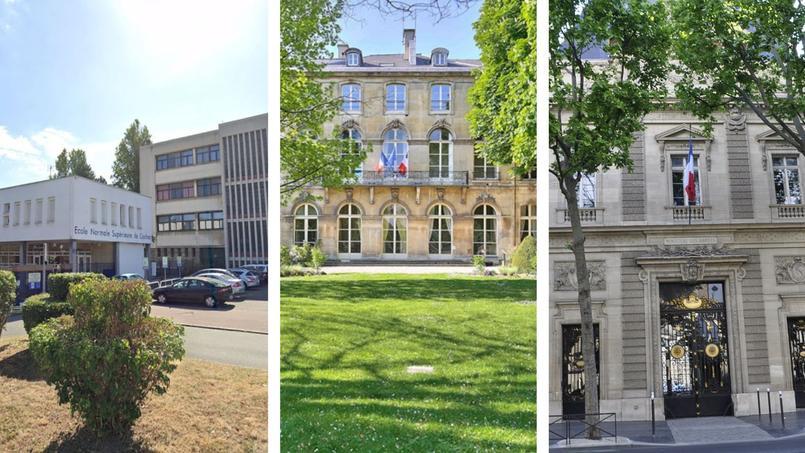 À elles seules, ces trois ventes (de gauche à droite ENS-Cachan, Hôtel de Seignelay et deuxième partie de l'îlot Saint-Germain) représentent 74% du total annuel.