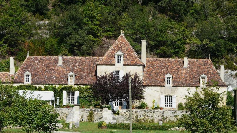 La chartreuse de la Borie-Basse à Baneuil, en Dordogne.