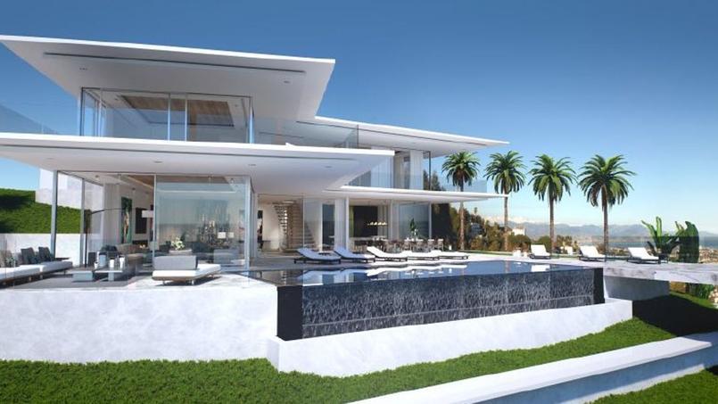 Une offre a été acceptée pour cette villa contemporaine de 650 m2 seulement quelques semaines après sa mise en vente