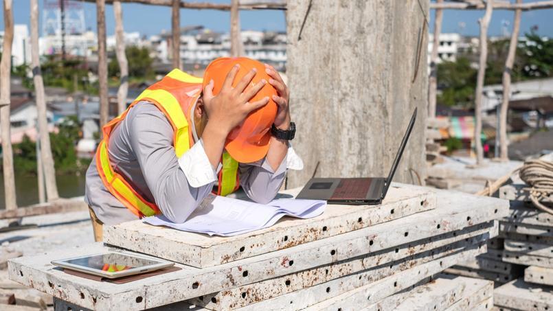 La rentrée s'annonce tendue pour le secteur de la construction