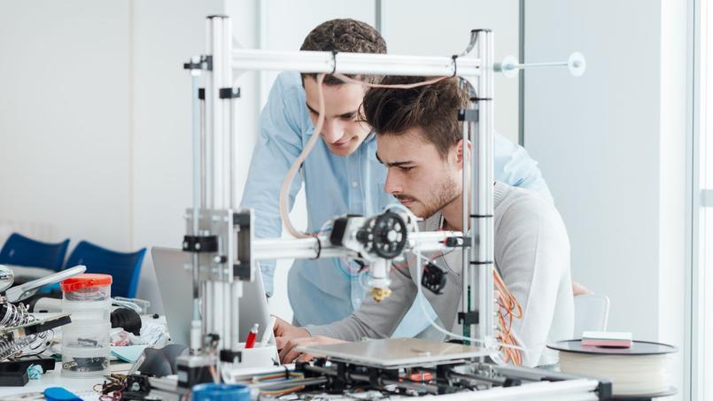 Les futurs ingénieurs optimistes sur leur avenir professionnel