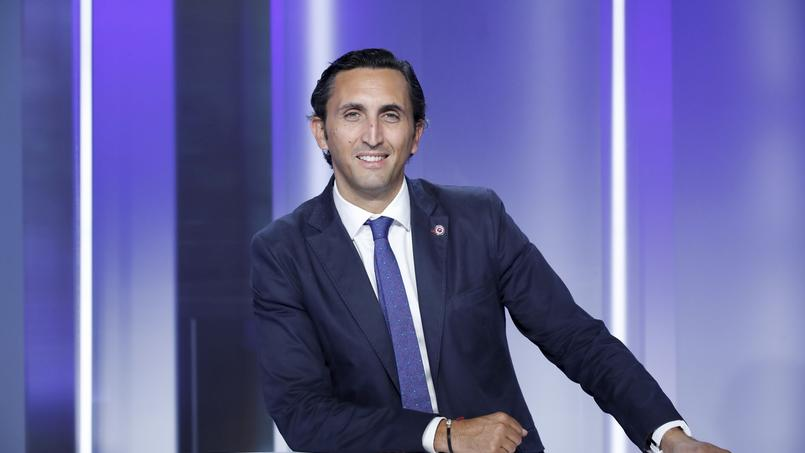 Julien Aubert, député LR du Vaucluse