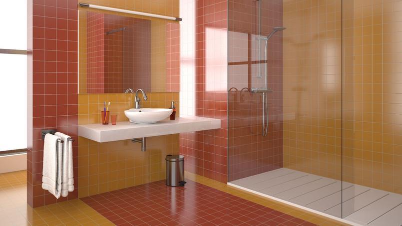 Les douches à l'italienne ne sont pas aussi pratiques qu'on le croit