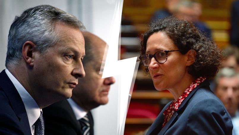 Bruno Le Maire et Emmanuelle Wargon en désaccord sur Ma Prime Rénov'