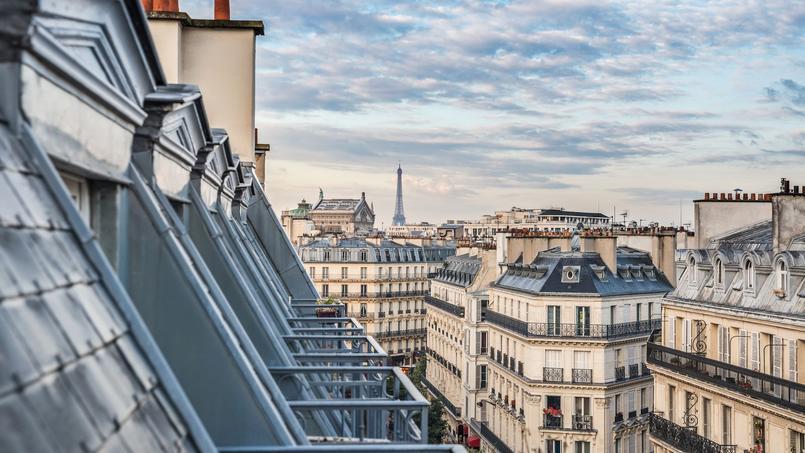 L'Indice de tension immobilière de Meilleurs Agents est en chute libre à Paris