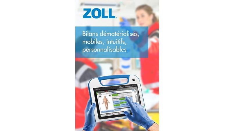 ZOLL Data Systems : une solution numérique pour sauver plus de vies