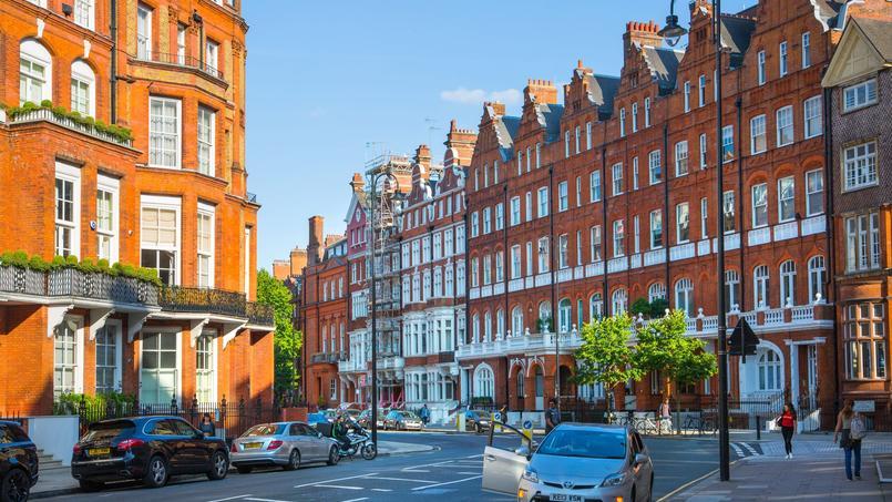 Les quartiers de Chelsea et Kensington sont les plus prisés des acheteurs français fortunés.