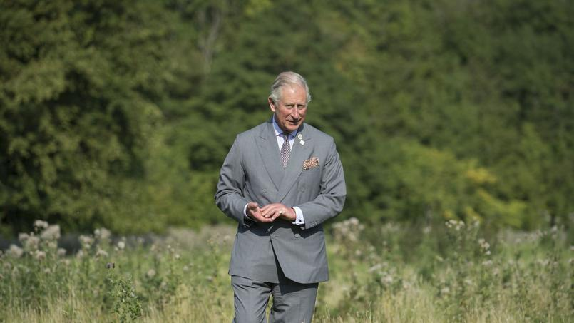 Prince Charles in Yorkshire