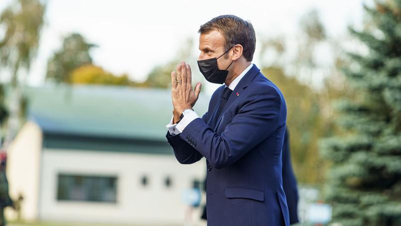 Emmanuel Macron peut dire merci à l'immobilier qui remplit à foison les caisses de l'État.