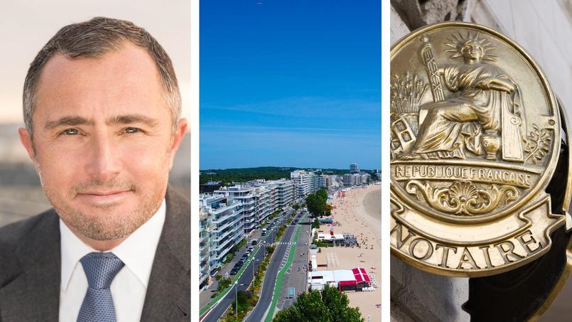 Le sujet le plus lu l'an passé concerne la vente suspecte en viager d'un appartement donnant sur la plage de La Baule (photo d'illustration).