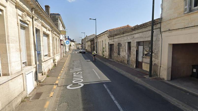 C'est dans cette rue de Bègles qu'une maison était squattée par quatre jeunes