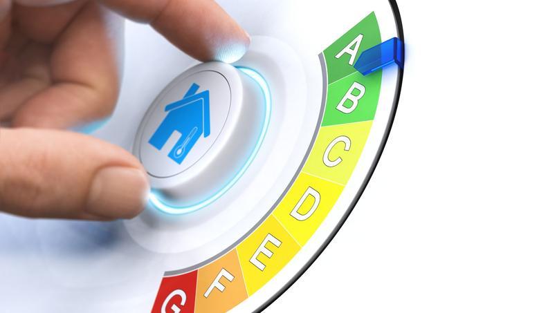 Plus votre classe énergétique (affichée sur le diagnostic de performance énergétique) est proche de A, moins votre logement est énergivore