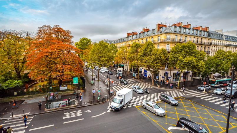 Le Vatican détient de l'immobilier notamment boulevard Saint-Michel à Paris