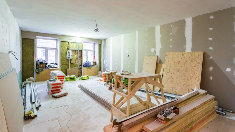 Puis-je faire des travaux si mon locataire occupe le logement?
