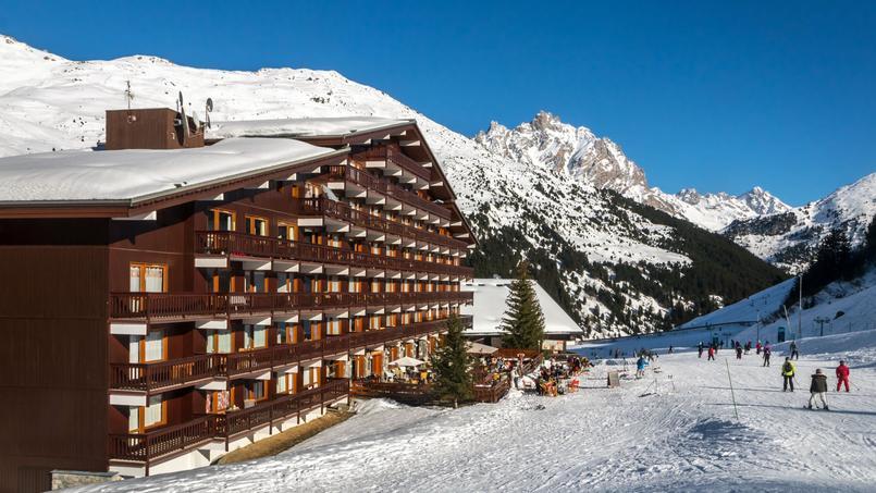 Dans les stations de ski, les résidences de tourisme ont perdu près de 80% de leurs recettes.