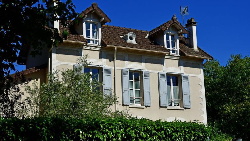 Photo d'illustration d'une habitation à Maisons-Laffitte (Yvelines).