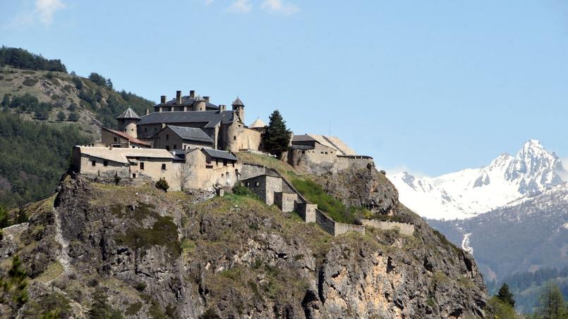 Le fort Queyras se niche dans les Hautes-Alpes.