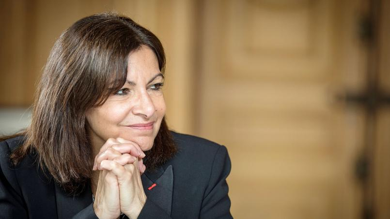Anne Hidalgo, la maire de Paris