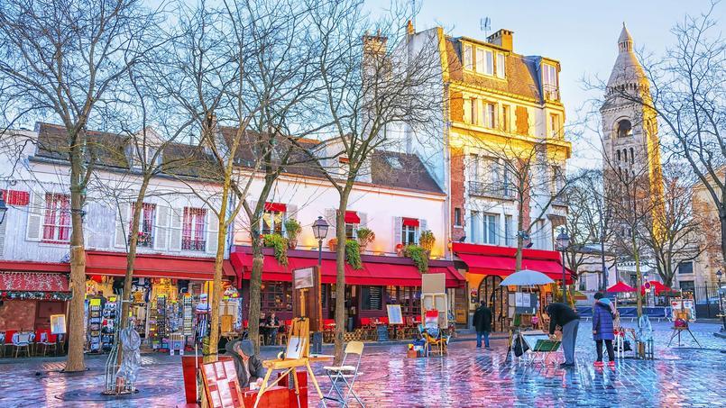 La mairie de Paris veut éviter que trop de commerces en pied d'immeuble soient transformés en locations Airbnb