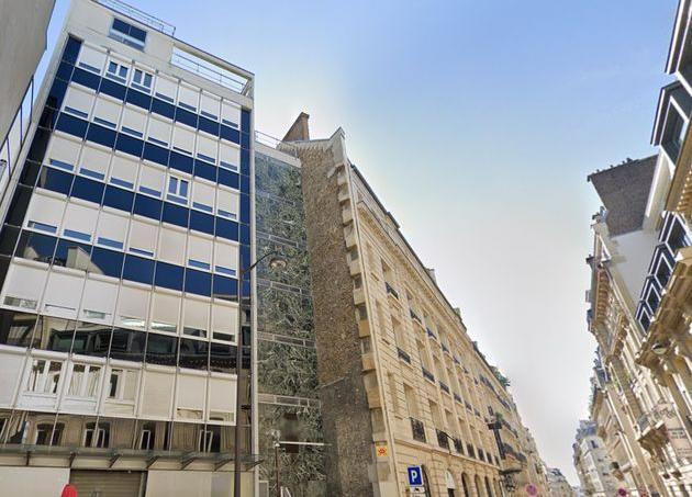 Le futur siège de LREM dans le 8e arrondissement de Paris