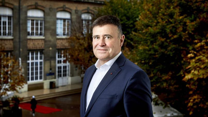 Frank Bournois (ESCP): «Nous voulons 20% d'étudiants boursiers par promotion»