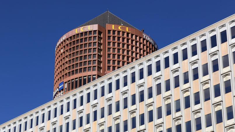 Bâtiment administratif à Lyon (image d'illustration).