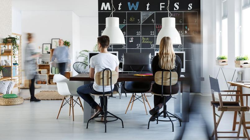 Le marché parisien du coworking reprend des couleurs