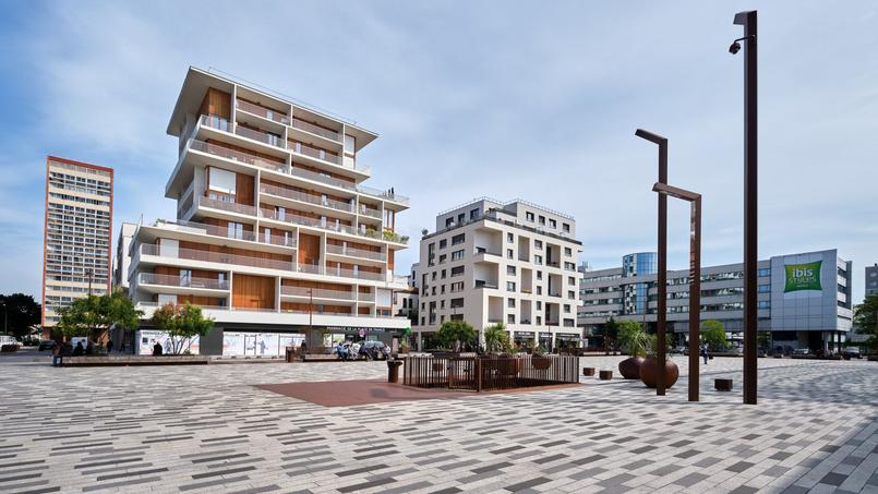 Massy est une des trois villes préférées d'Essonne chez les primo-accédants