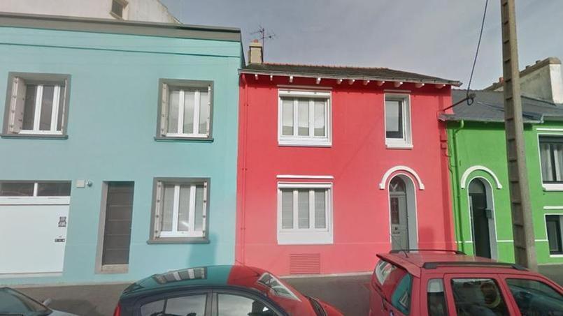 La mairie de Brest paie les propriétaires pour qu'ils colorent leurs façades.
