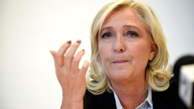 Marine Le Pen compte appliquer au logement social la priorité nationale