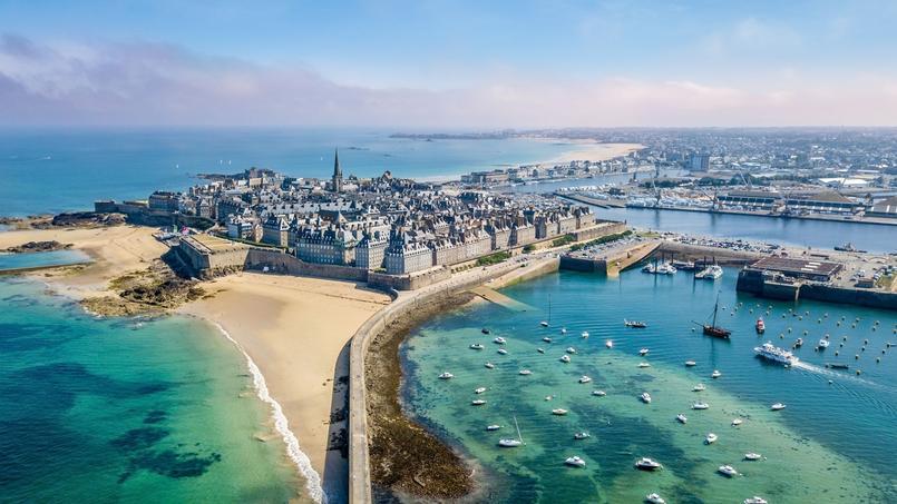Photo d'illustration de Saint-Malo.