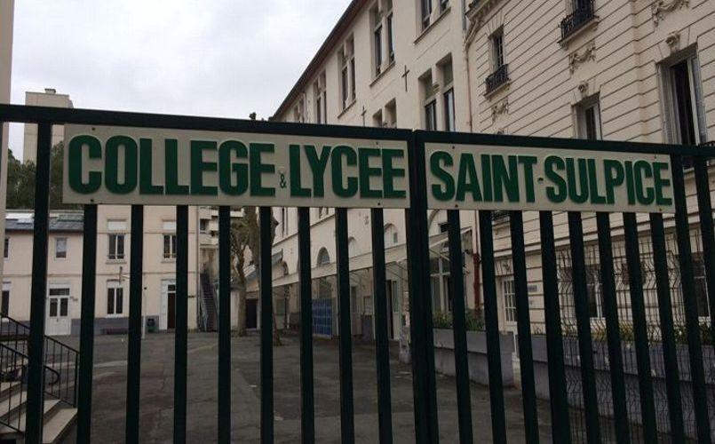 L'École catholique Saint-Sulpice dans le 6 ème arrondissement de Paris a une tradition d'accueil et d'accompagnement. ©C-A.L
