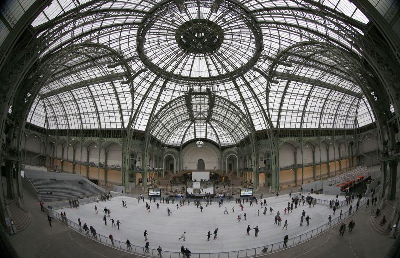 APTOPIX France Paris On Ice