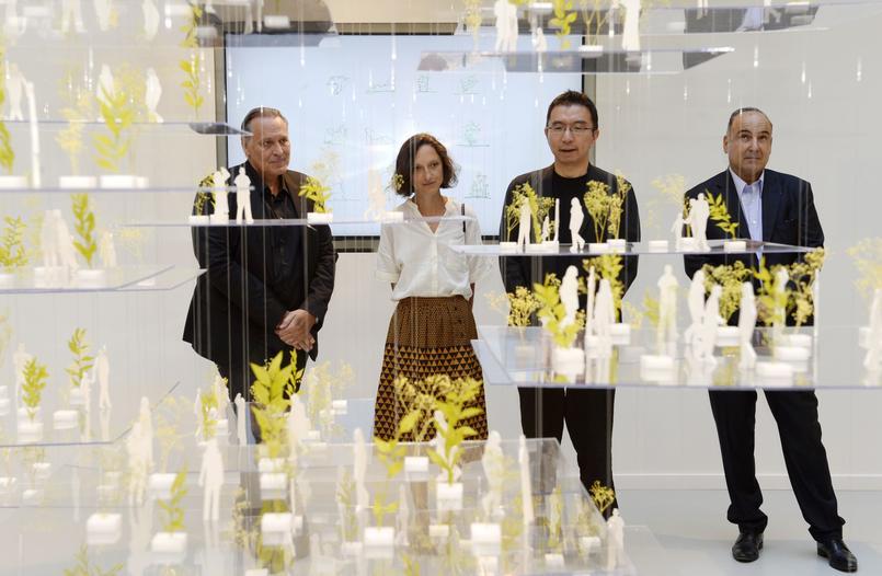 Découvrez l'architecture aérienne de Sou Fujimoto, créateur de Mille Arbres