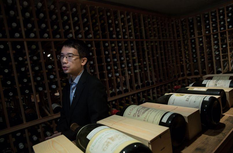 HONG KONG-TRADE-GASTRONOMY-WINE