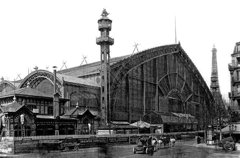 Exposition universelle de 1889 a Paris