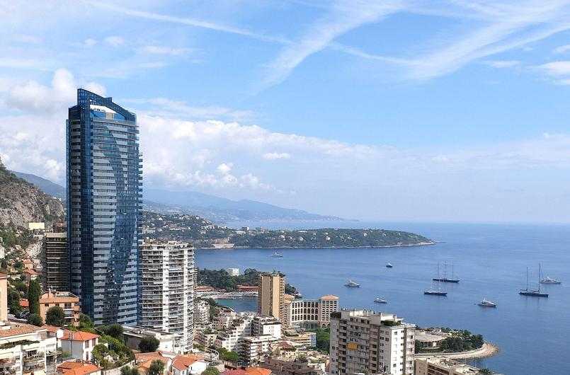 Odeon Tower, Tour Odeon, Monaco