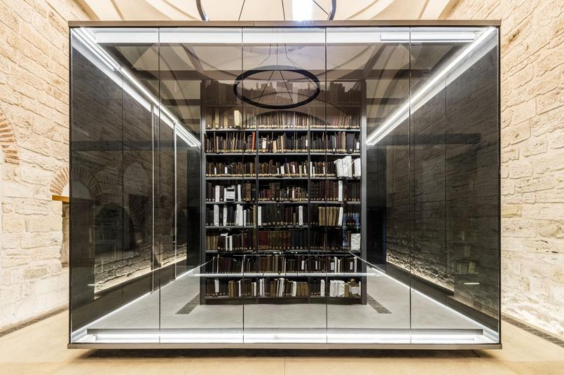 MIPIM 2017 - MIPIM AWARDS 2017 FINALISTS - BEST REFURBISHED BUILDING - Beyazit_State_Library