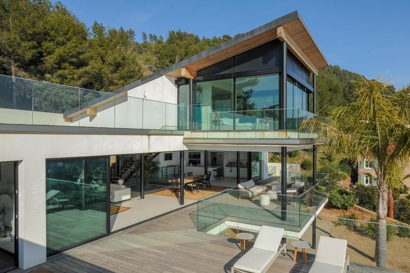 Voici la maison d'architecte préférée des Français