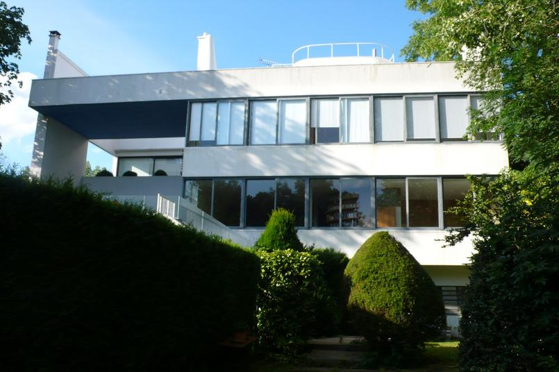 Découvrez l'appartement à vendre dans cette villa signée Le Corbusier