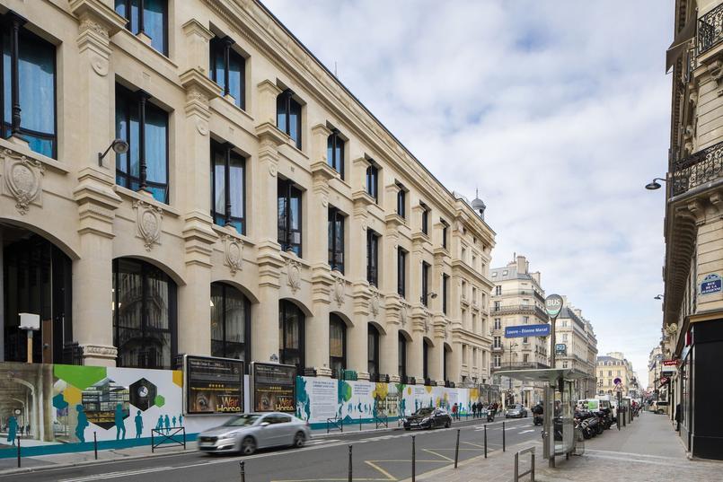 Le plus grand bureau de poste de France bientôt prêt pour sa nouvelle vie