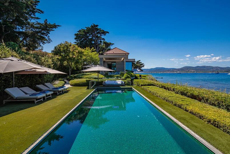 Ces villas de millionnaires attendent leur nouveau propriétaire